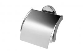 Chroma WC-paberi hoidja kaanega  kroom xxx