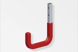 Garaazinagi 80x120mm alumiinium naturaalne punane
