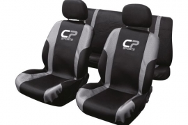 Auto istmekatete CP Sports, kmpl 9tk hõbe/hall xxx