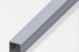 Toru kant 7,5x7,5x1mm  alumiinium naturaalne 1m