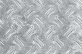 Plaat 500x250x1,5mm alumiinium naturaalne