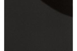 Liimitav disainplaat 1000x600x1,13mm läikiv must