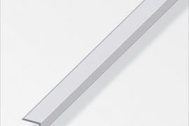 Serva kaitse 19,6x8,6x1,6mm anodeeritud alumiinium hõbe 2m