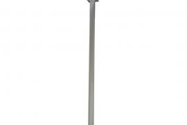 Lauajalg 30x700mm nikkelsatiin plaadiga