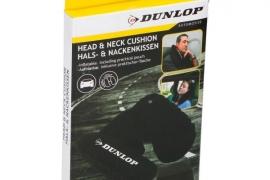 Pea ja kaela padi PVC Dunlop