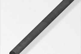 Varras ümar 6mm kuumrullitud teras 1m