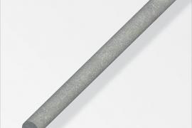 Varras ümar 6mm tõmmatud teras 1m