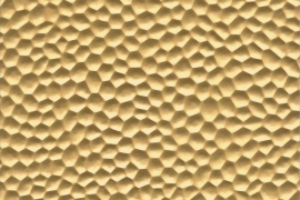Plaat 200x1000x0,5mm, haamerdatud vask