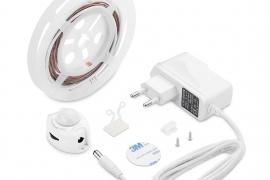 LED valgus riba voodile sensoriga 60SMD/m 1,5m IP44 xxx